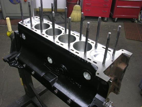 36 engine rebuild part 3 new hill garage. Black Bedroom Furniture Sets. Home Design Ideas