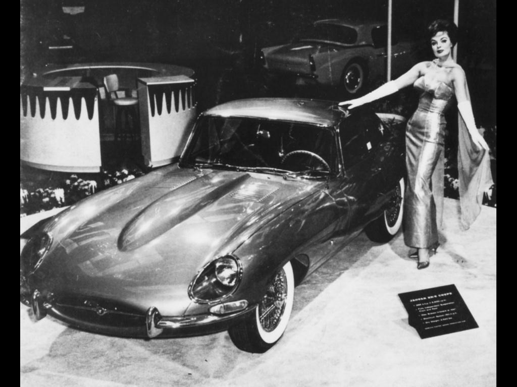 The Introduction Of The Jaguar E Type In 1961 Remembered