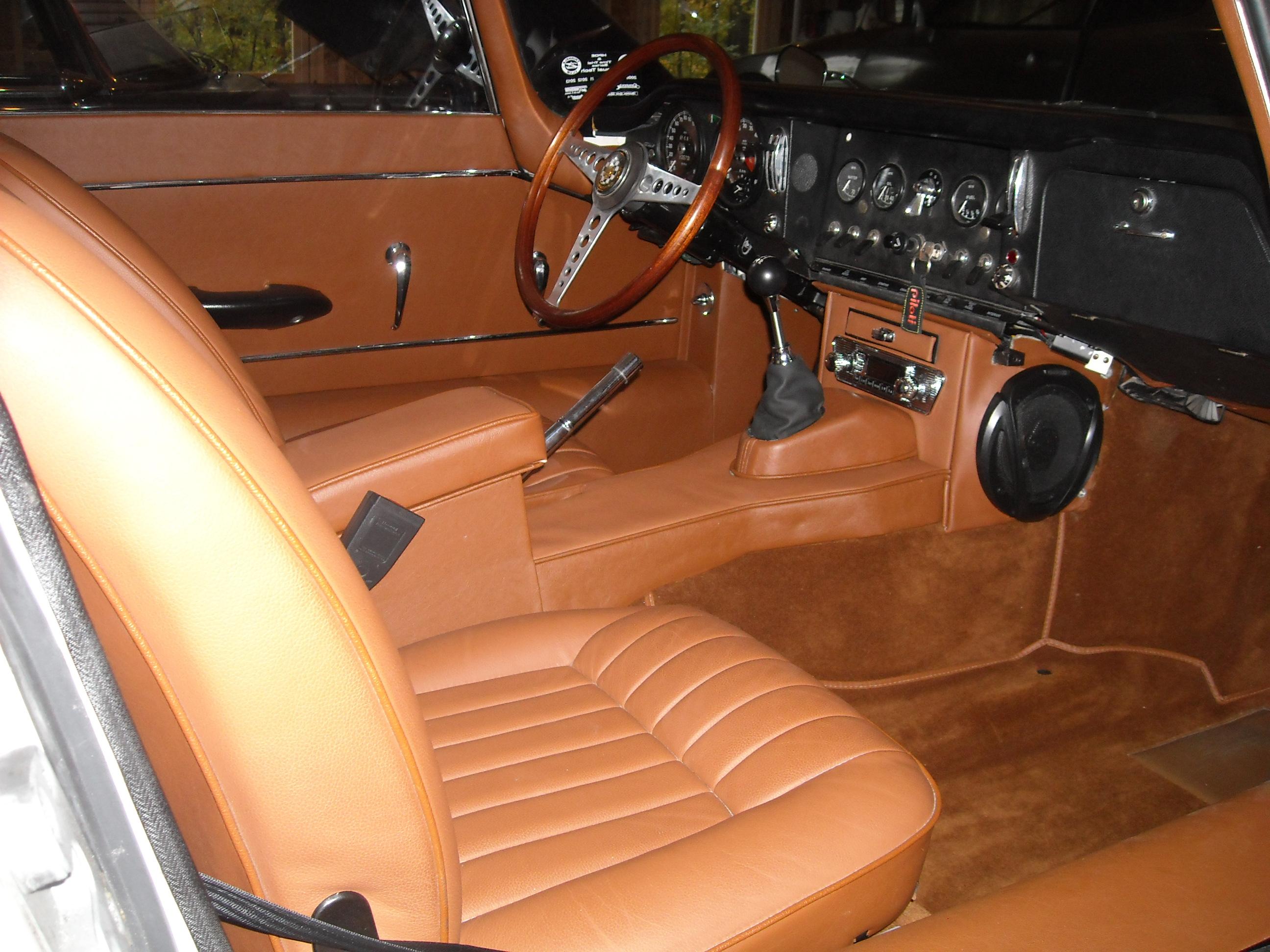 Jaguar E Type Centre Console Ashtray