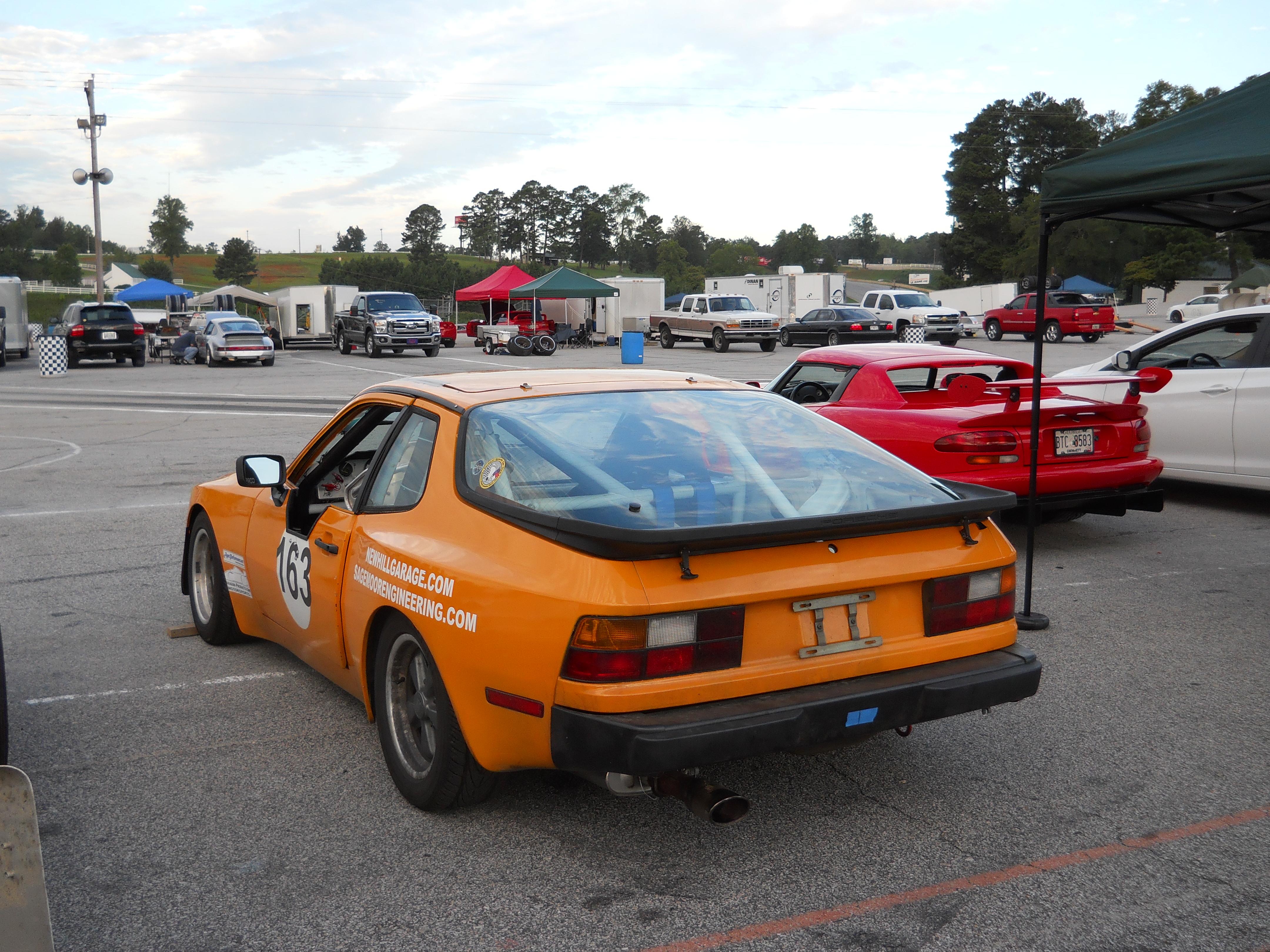 Porsche Track Car Part 21 – HPDE at Road Atlanta | New Hill Garage