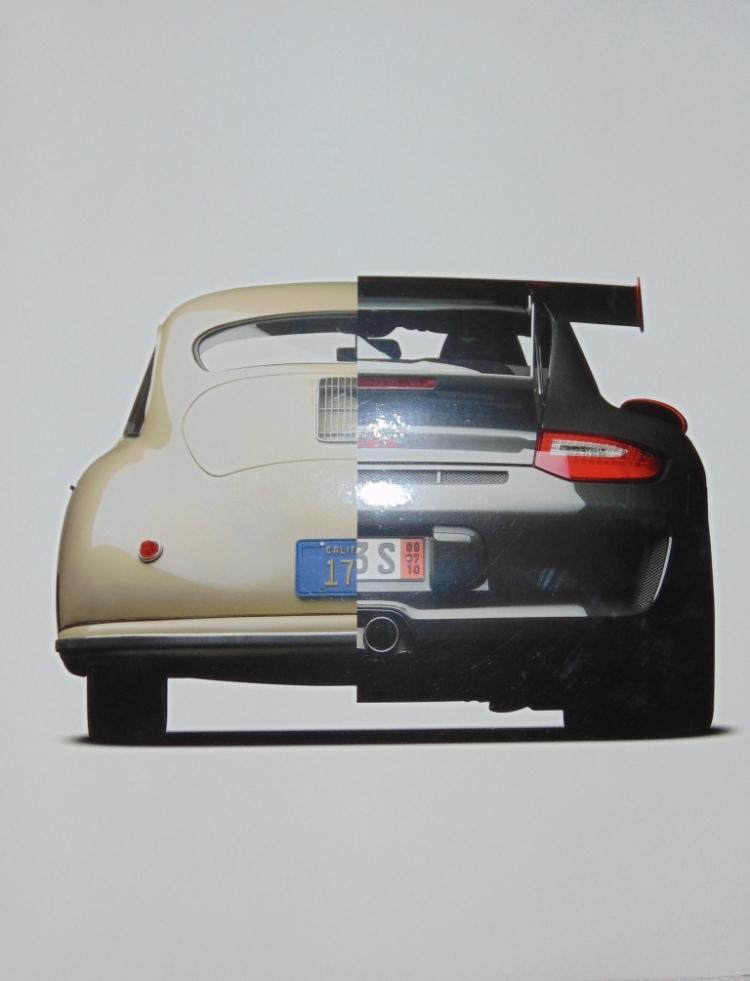 Porsche Un Back Sm