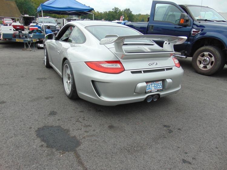 And plenty of Porsches.
