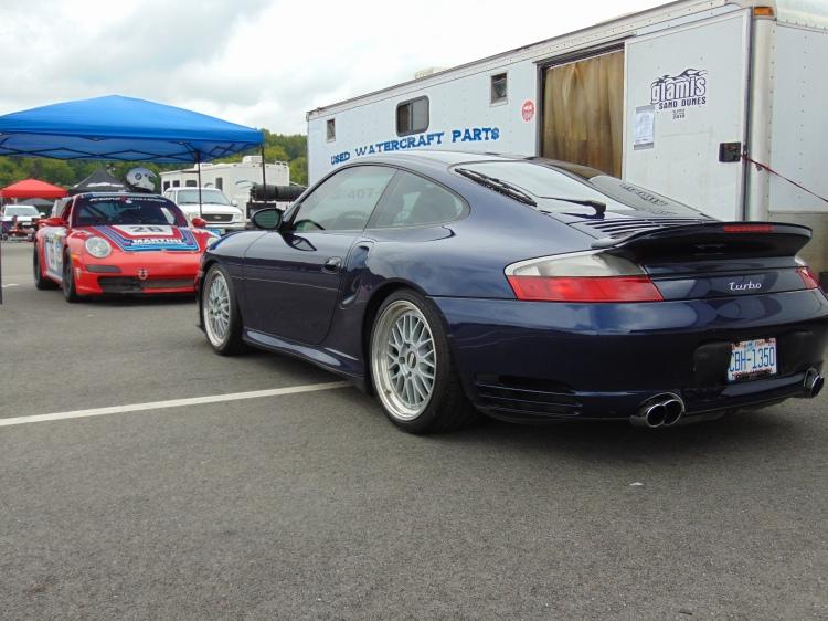 And more Porsches!