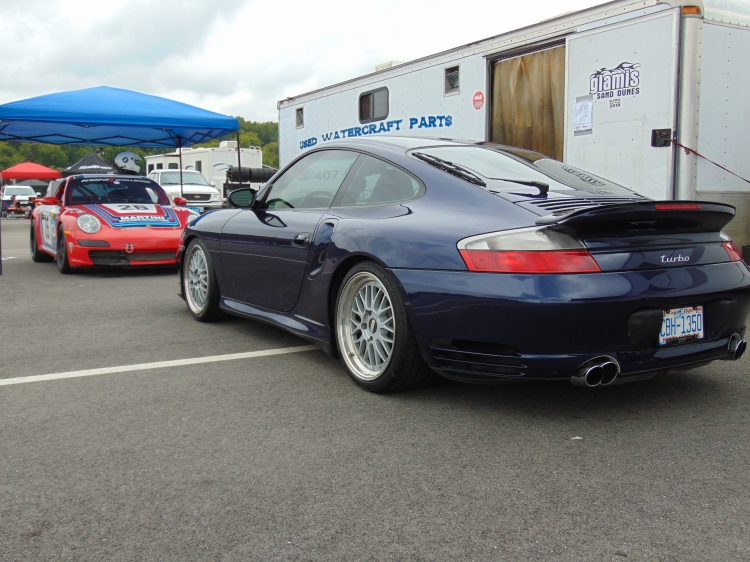 And more Porsches!