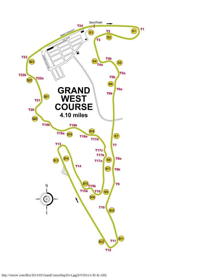 Grand Course