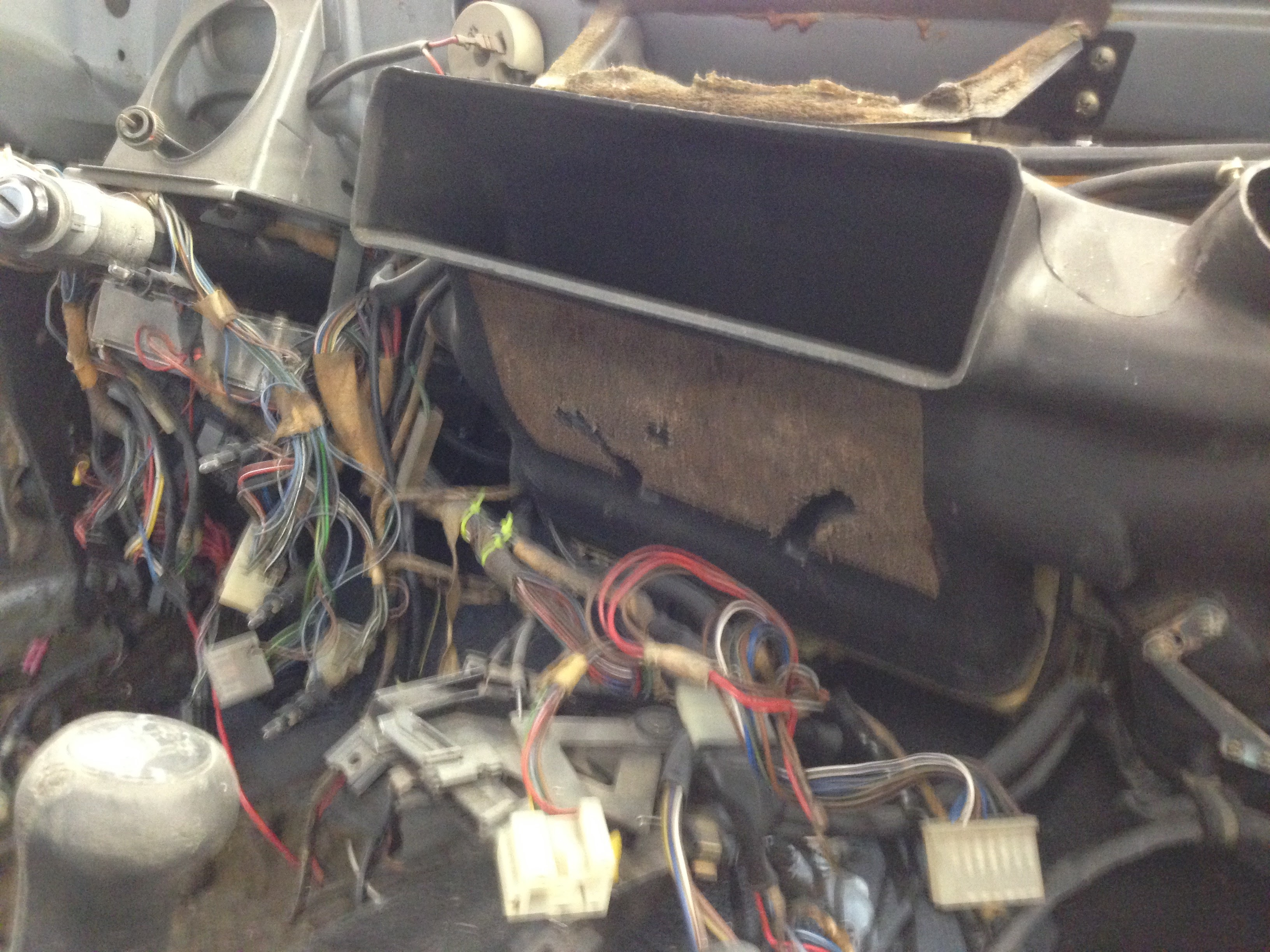 Sensational 1984 Porsche 944 Street Track Car Electrical Refurbishment And Wiring Digital Resources Otenewoestevosnl