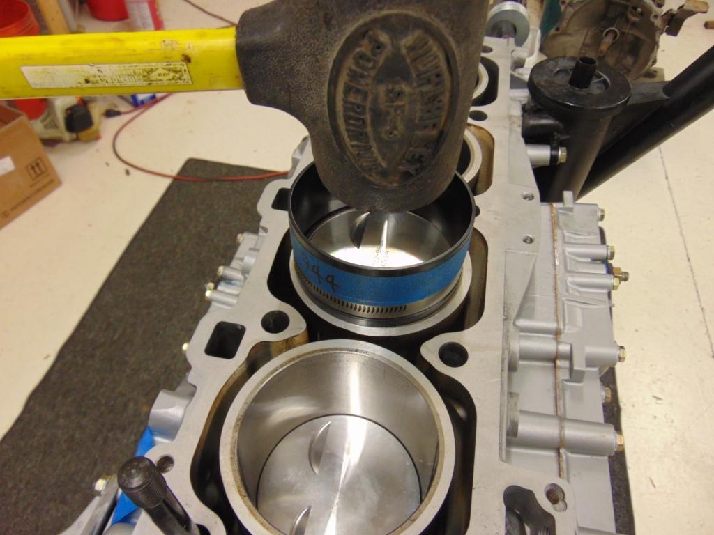 Porsche 944 Engine Rebuild Part 2 | New Hill Garage